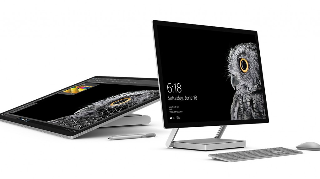 MS Surface Studio